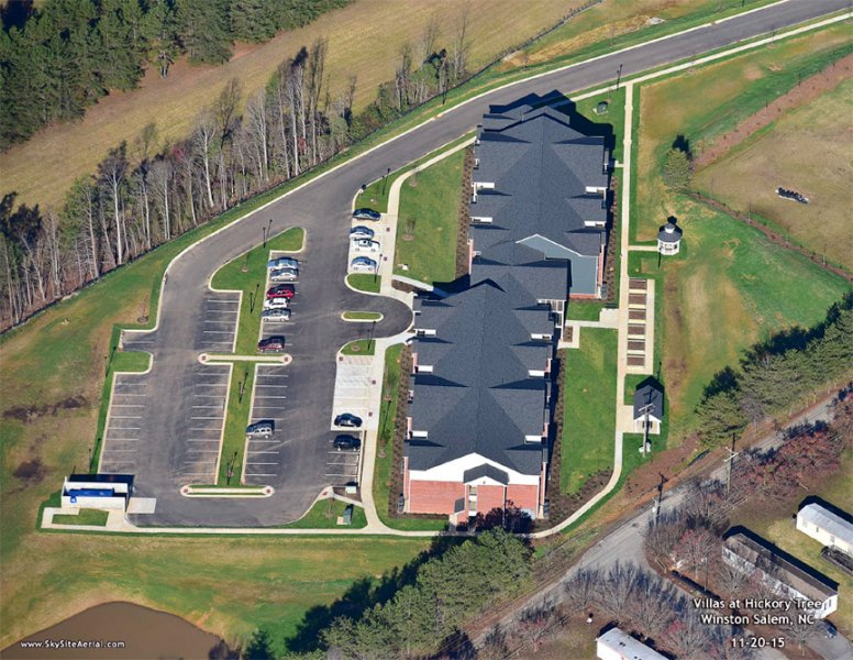 Villas At Hickory Tree 171 Bradley Development Affordable